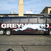 Greyhound Bus, Dallas, TX
