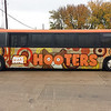 West End Hooters Dallas, Bus, Dallas, TX