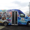 I.B.O.C., Inspiring Body of Christ, Ford Transit Starcraft, Dallas, TX