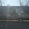 Shuttle wrap for Traditions Club, sponsor of the A&M Golf Team, Dallas, TX