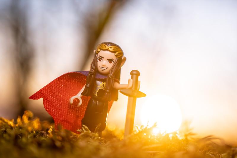I shed blood of 4000 Saxon Elves