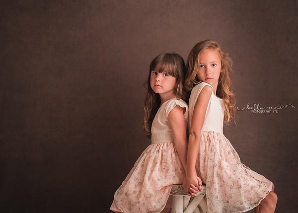 Audrey & Amelia