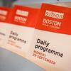 Sibos 2014 Boston Monday