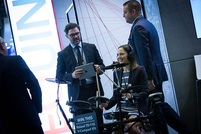 Sibos 2016 Daily Gallery (Wednesday)