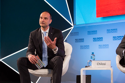 Sibos 2016 Conference (Monday)