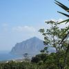 Monte Cofano from Valderice