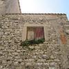 Window and wall, Erice