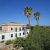 The old manor house, La Portazza, B&B near the coast, just north of Marsala.