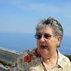 Cousin Maria, atop Monte Pellegrino