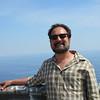 PDG atop Monte Pellegrino.