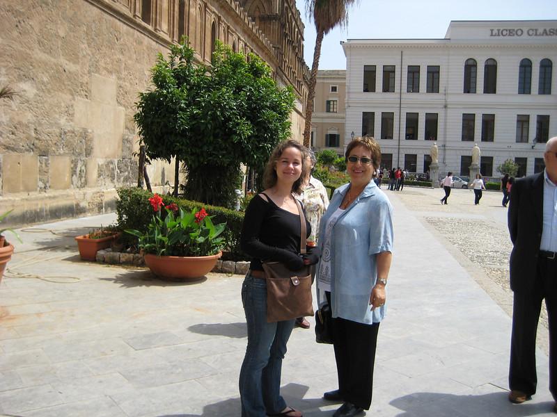 Carissa & Anna
