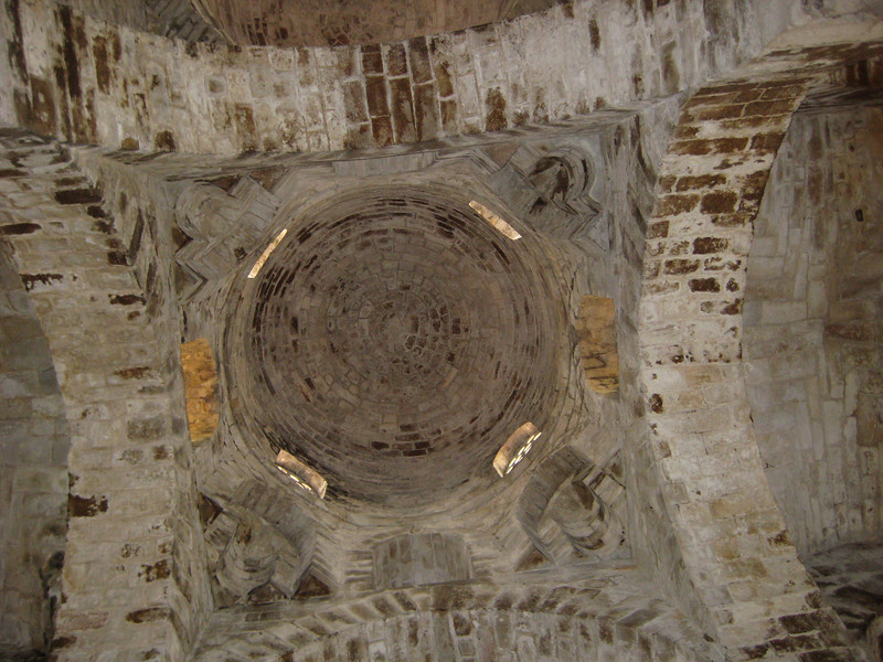 Dome of Church of San Cataldo (c. 1160)