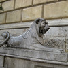 Lion, Piazza Bellini