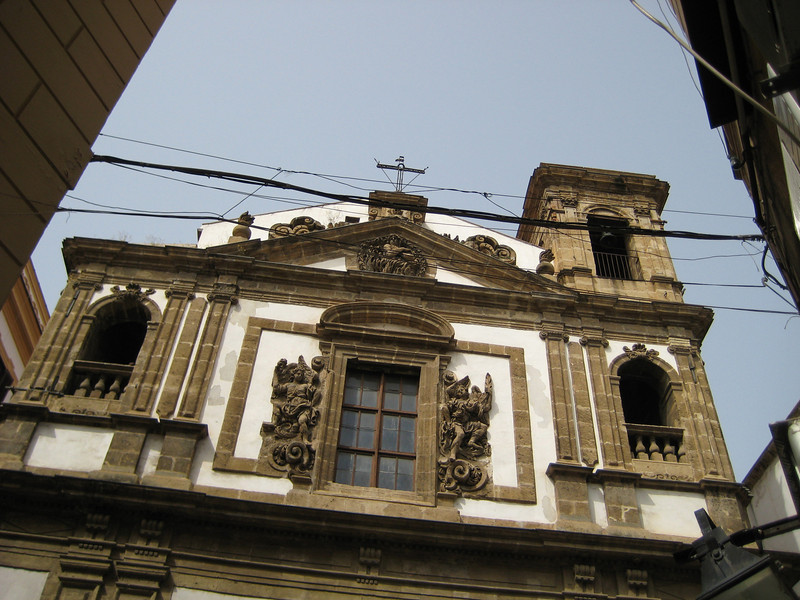 Church on Via Maqueda