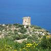 Tower near Scopello