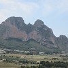 Mountains near San Giuseppe, on the way to San Vito lo Capo