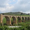Railway bridge near Inici