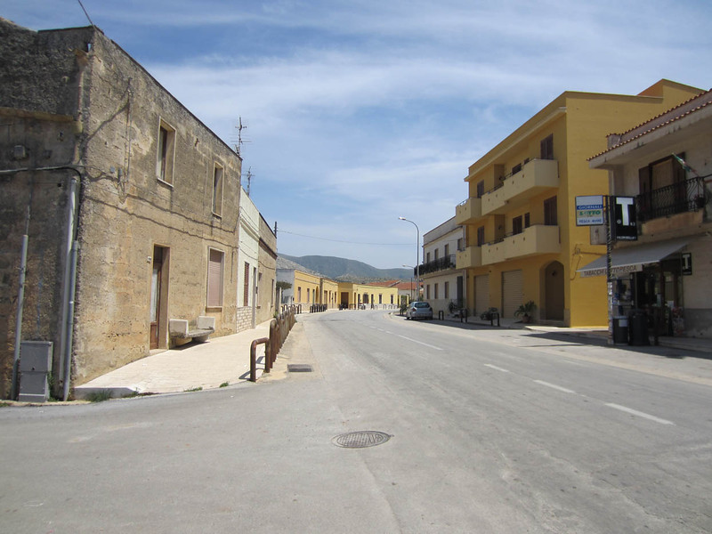 The town of Purgatorio.