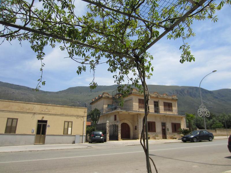 The town of San Giuseppe