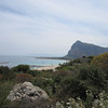 Looking north toward San Vito lo Capo