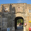 The baglio, a fortified compound circa 1700's which still serves as the centre of Scopello