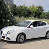 Alfa Romeo Giulietta - 6 speed diesel, very cool car.