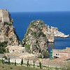 La Tonnara di Scopello, an old tuna fishing depot, now a luxury hotel