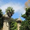 Orto Botanico di Palermo (Botanical garden), Kalsa quarter
