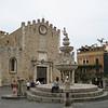 Piazza Duomo & Cathedral San Nicolo, 13th century.