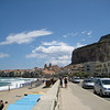 Cefalu & la Rocca from the west