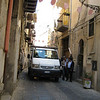 Cefalu in the old town
