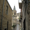 Church of the Saviour (Salvatore) & more narrow steep streets