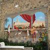 Castellana Sicula: more murals