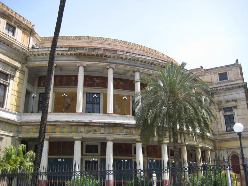 The Politeama Garibaldi