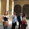 Carissa, Anna, Giovanni, Maria