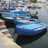 La Cala: the harbour