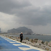 Monte Pellegrino from Palermo harbour