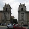 Porta Felice, off the Foro Italico, looking into the Kalsa Quarter