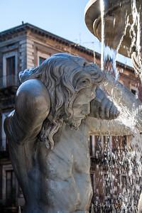 Fontana dell'Amenano (Catania)