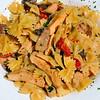 Sicilian pasta dish