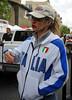 Crowd, Italia Sweatshirt Girl
