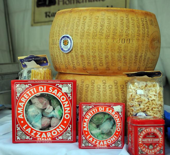 Vendor, Cheese
