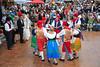 Sicilian Wedding, Tarantella Dance in Honor of Bridal Couple
