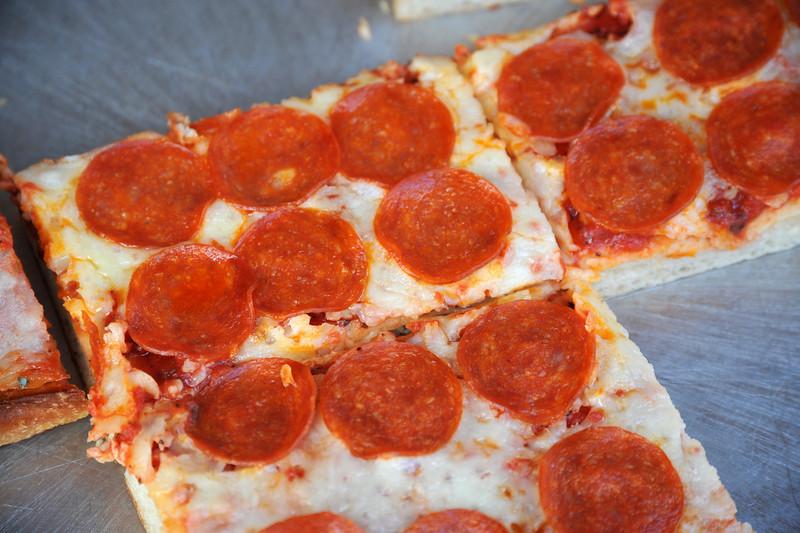 Food, Pepperoni Pizza