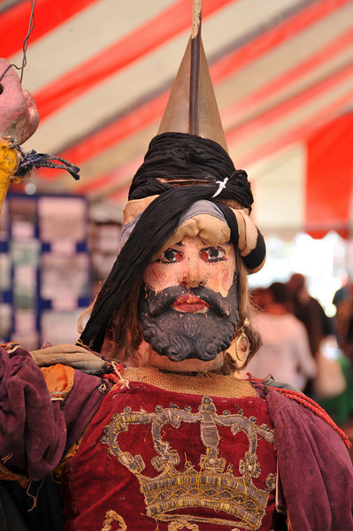 Cultural, Sicilian Puppet Figure