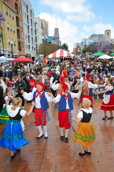 Entertainment, Sicilian Folk Dance