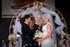 Tony & Diana Tripoli's wedding at the Sicilian Festival in Little Italy.