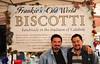 Vendor, Frankie's Biscotti