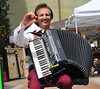Entertainment, Italian Accordionist