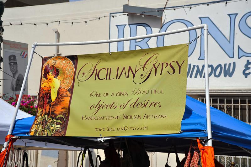 Vendor, Sicilian Gypsy